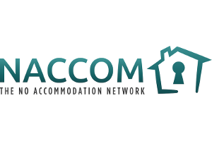 The No Accommodation Network logo